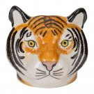 Quail Ceramics Tiger Face Egg Cup