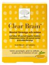 New Nordic Clear Brain 60t