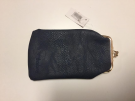 Thorberg Vintage Pouch For Glasses d. blue