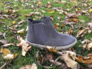 Natural World Eco Bota Elasticos Suede gris