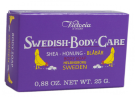 Victoria Soap Honung-Blåbär 25g Swedish Body Care Shea