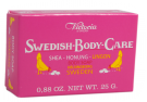 Victoria Soap Honung-Lingon 25g  Swedish Body Care Shea