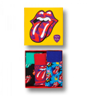 Happy Socks Rolling Stones Sock Box Set stl 36-40