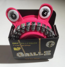 ZIPIT Grillz Monster Pouch Dazzeling Pink