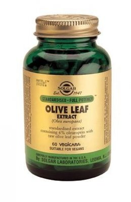 Solgar Olive Leaf Extract 60 k