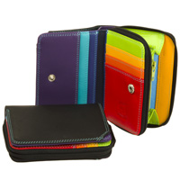Mywalit Small Wallet with Zip Black/Pace