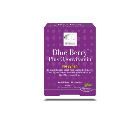 Blue Berry 60t