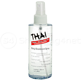 Thai Deodorant Spray Crystal Mist 180ml