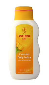 Weleda Calendula-Baby Body Lotion 200ml