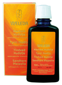 Weleda Havtorn Body Oil 100ml