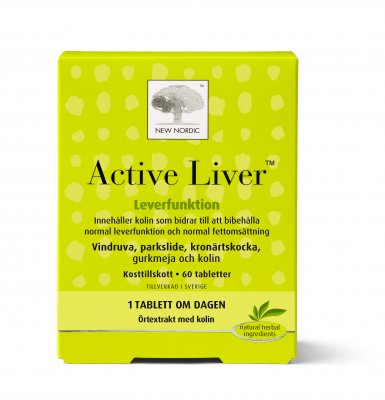 New Nordic Active Liver 60t