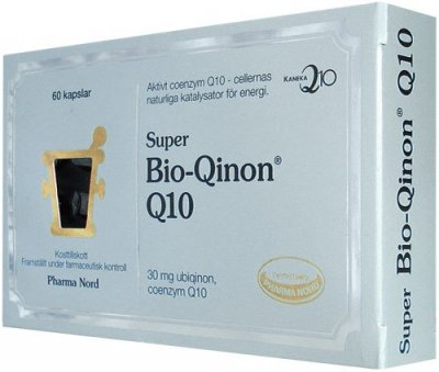 Pharma Nord Super Bio-Qinon Q10 30mg 60k
