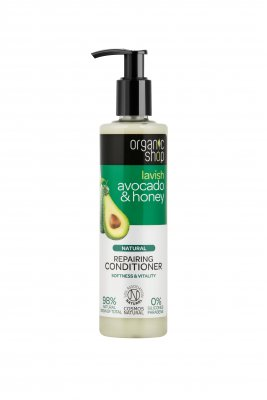 Organic Shop Hair Conditioner Avocado & Honey 280ml