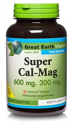 Great Earth Super Cal-Mag 100t
