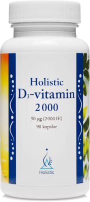 Holistic D-vitamin 2000ie  90k