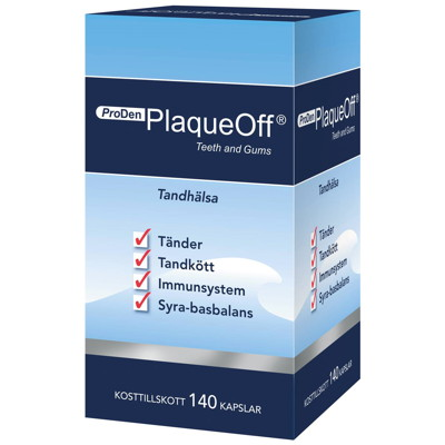 PlaqueOff Teeth and Gums