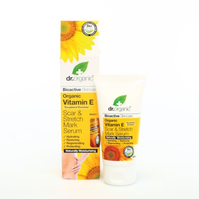 Dr Organic Hudserum Vitamin E 50ml