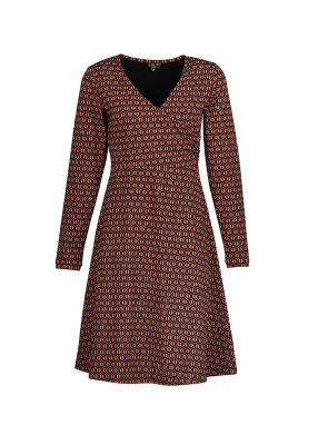 Zilch Dress Cross Honeycomb Gravel