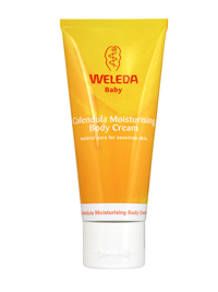 Weleda Calendula-Baby Moisturising Body Cream  75ml