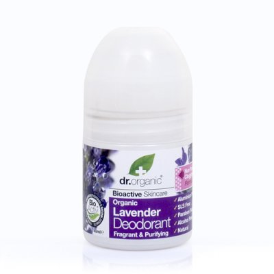 Dr Organic Deo Lavendel Roll-On
