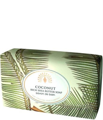 The English Soap Company Vintage Coconut Soap 200g
