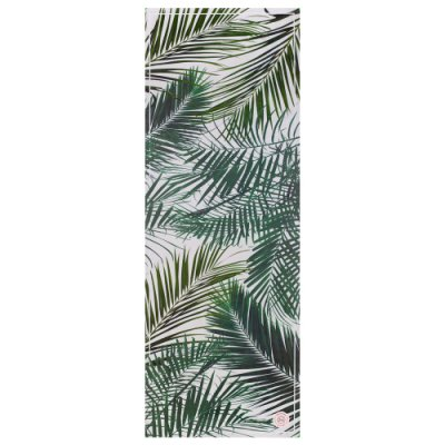 Grounded Factory Palm Springs Green Yoga Mat