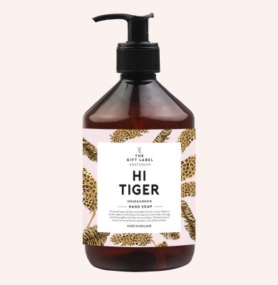 The Gift Label Handsoap Hi Tiger 500 ml