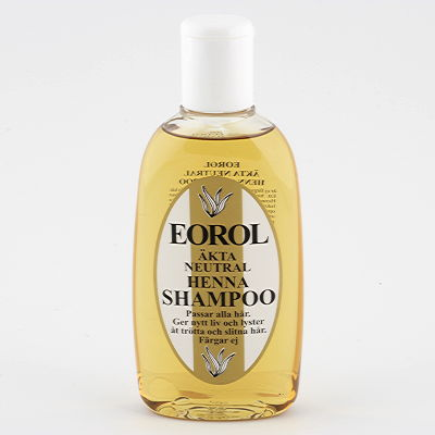 Eorol Hennaschampo neutral 200ml