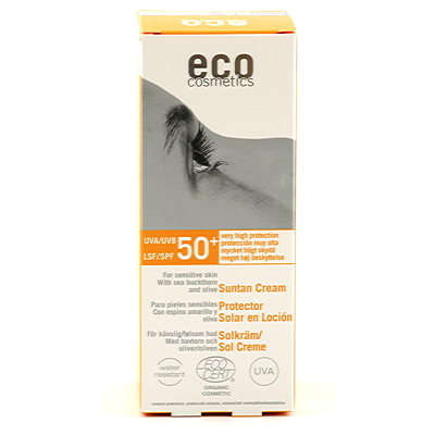 Eco Cosmetics solkräm spf50+ 75ml