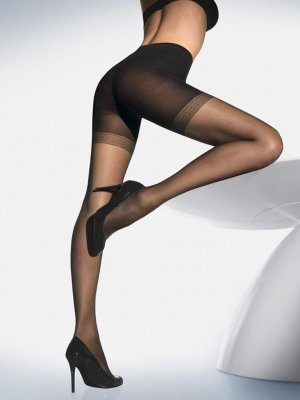 Wolford Tights Synergy 20 push-up black