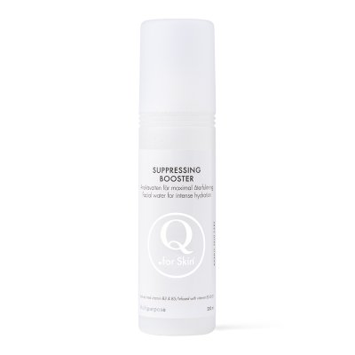 Q for Skin Suppressing Booster