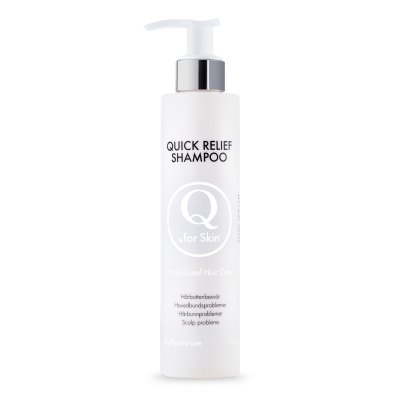 Q for Skin Quick Relief Shampoo