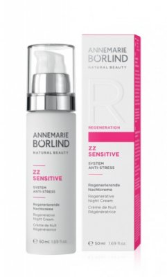 Börlind ZZ Sensitive Regenerativ Night 50 ml